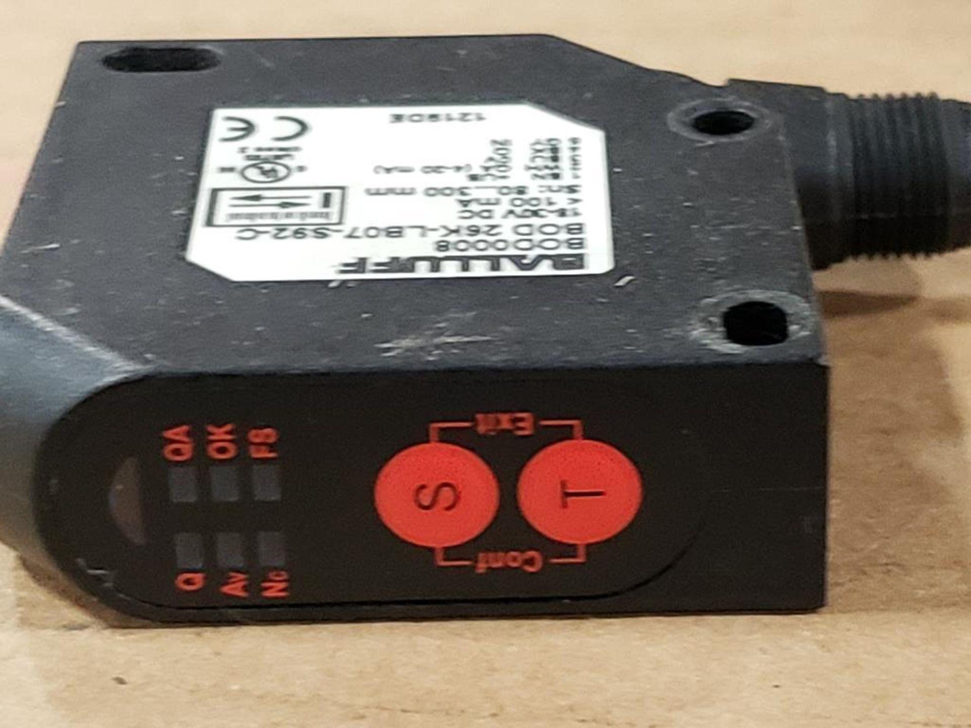 Qty 3 - Balluff BOD0008 BOD 26K-LB07-S92-C Sensor. - Image 8 of 10