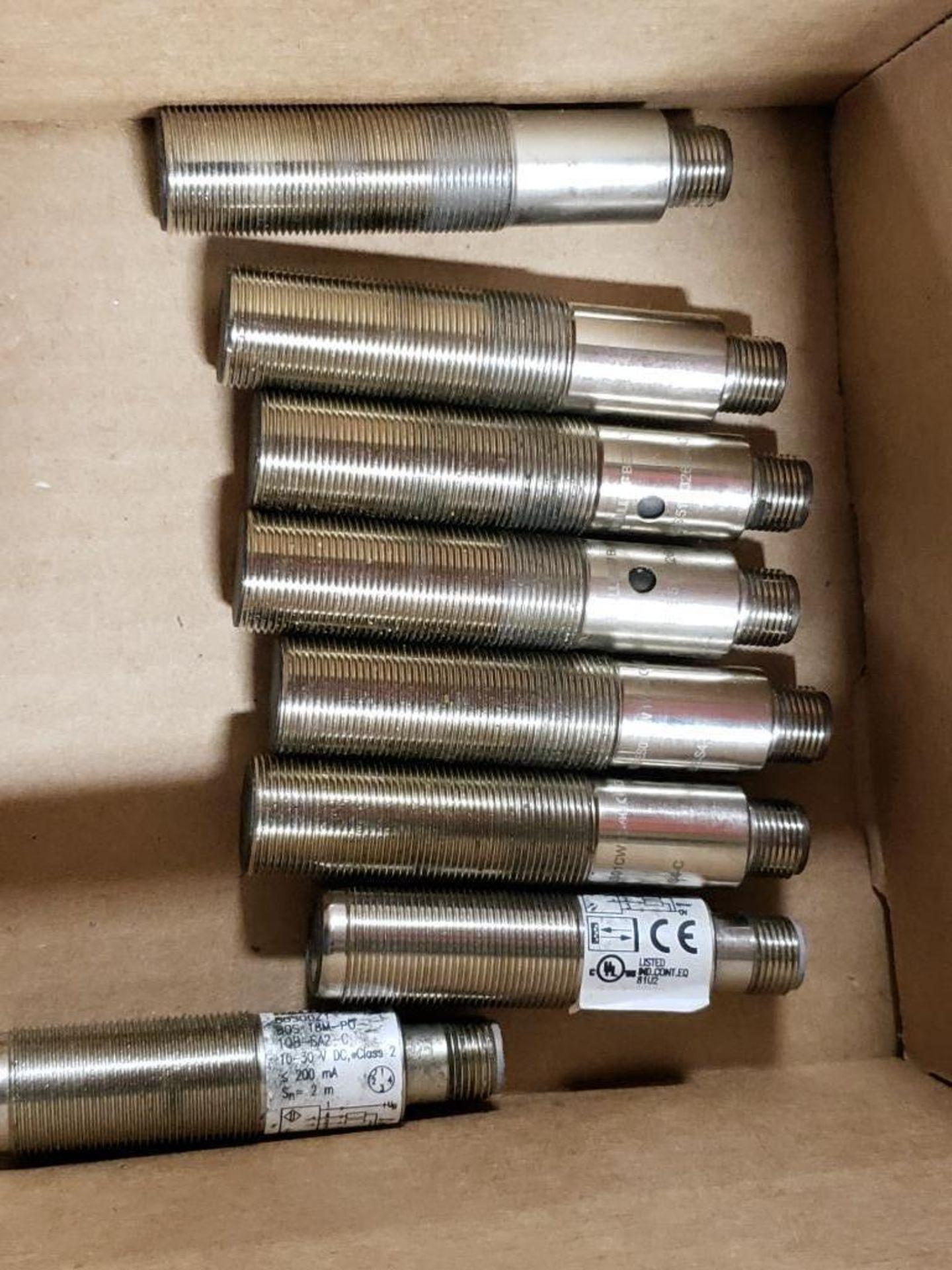 Qty 8 - Assorted Balluff Sensor. - Image 2 of 13