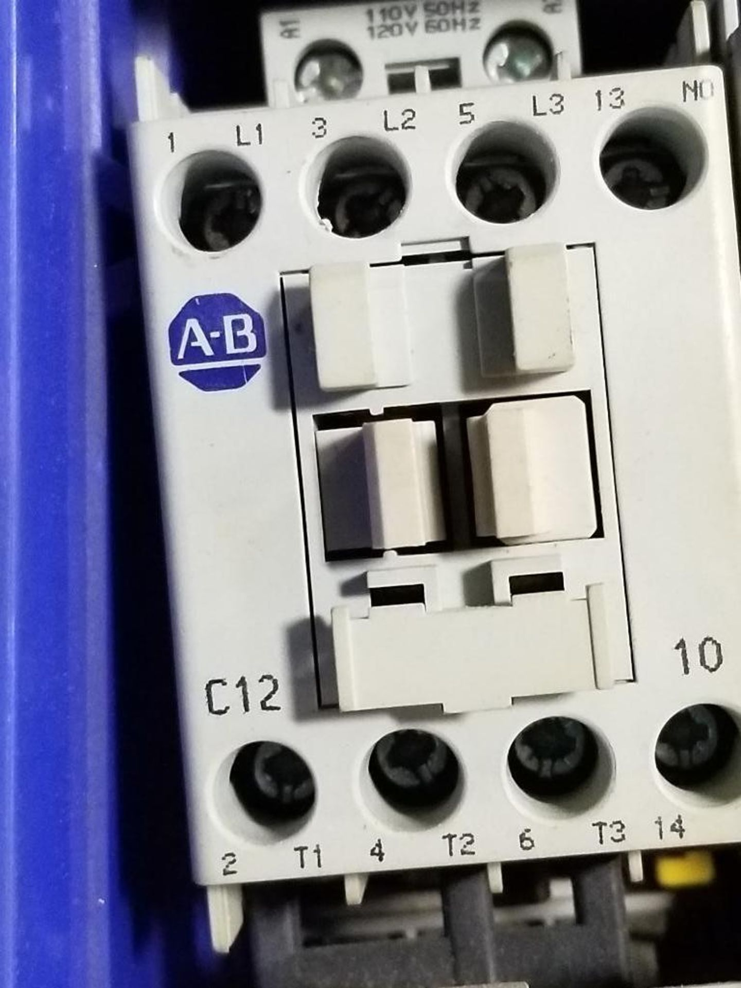 Assorted electrical contactors. Allen Bradley. - Image 8 of 11