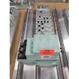 Siemens DSe-ST 3RK1304-5KS40-4AA0 disconnect module with flow control line.