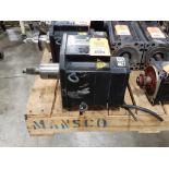 4.2kW Kawasaki Servo Motor P80B22450RCX2A. 2400RPM.