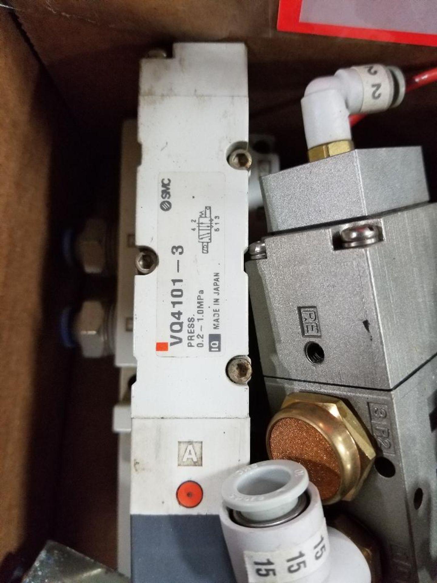 Assorted flow control. Crouzet, Parker, SMC. - Image 5 of 6