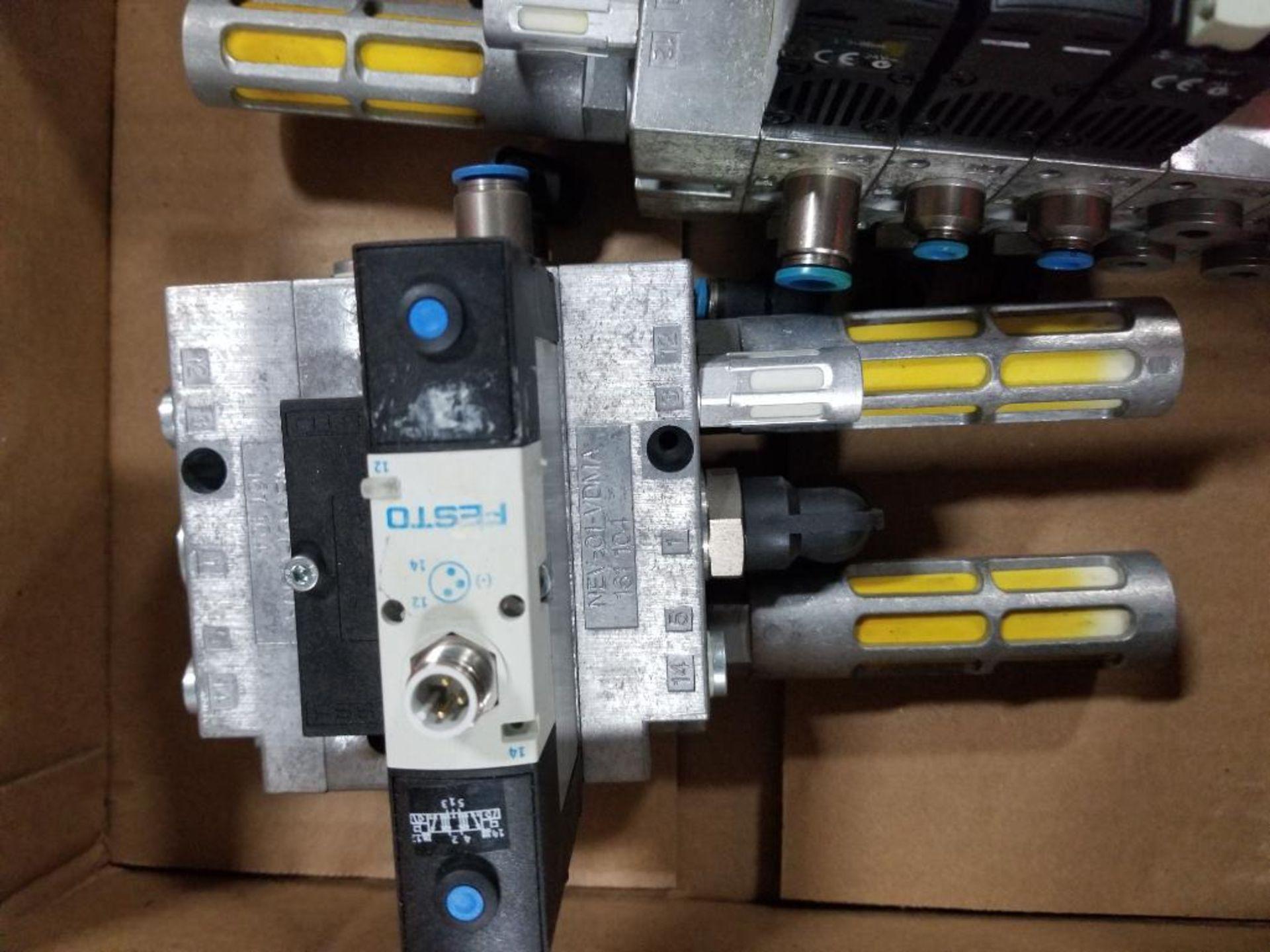 Flow control line setup. Festo. - Image 3 of 3