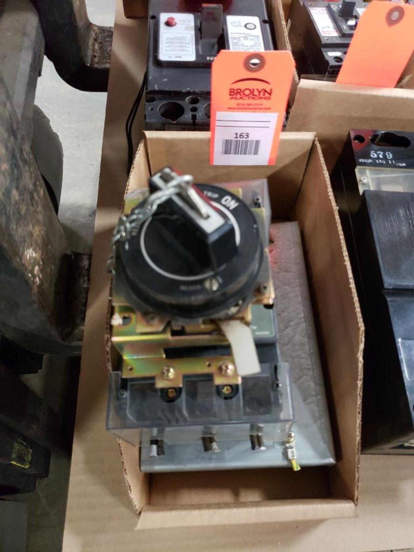 Fuji BU-FHB3020 Circuit Breaker safety switch.