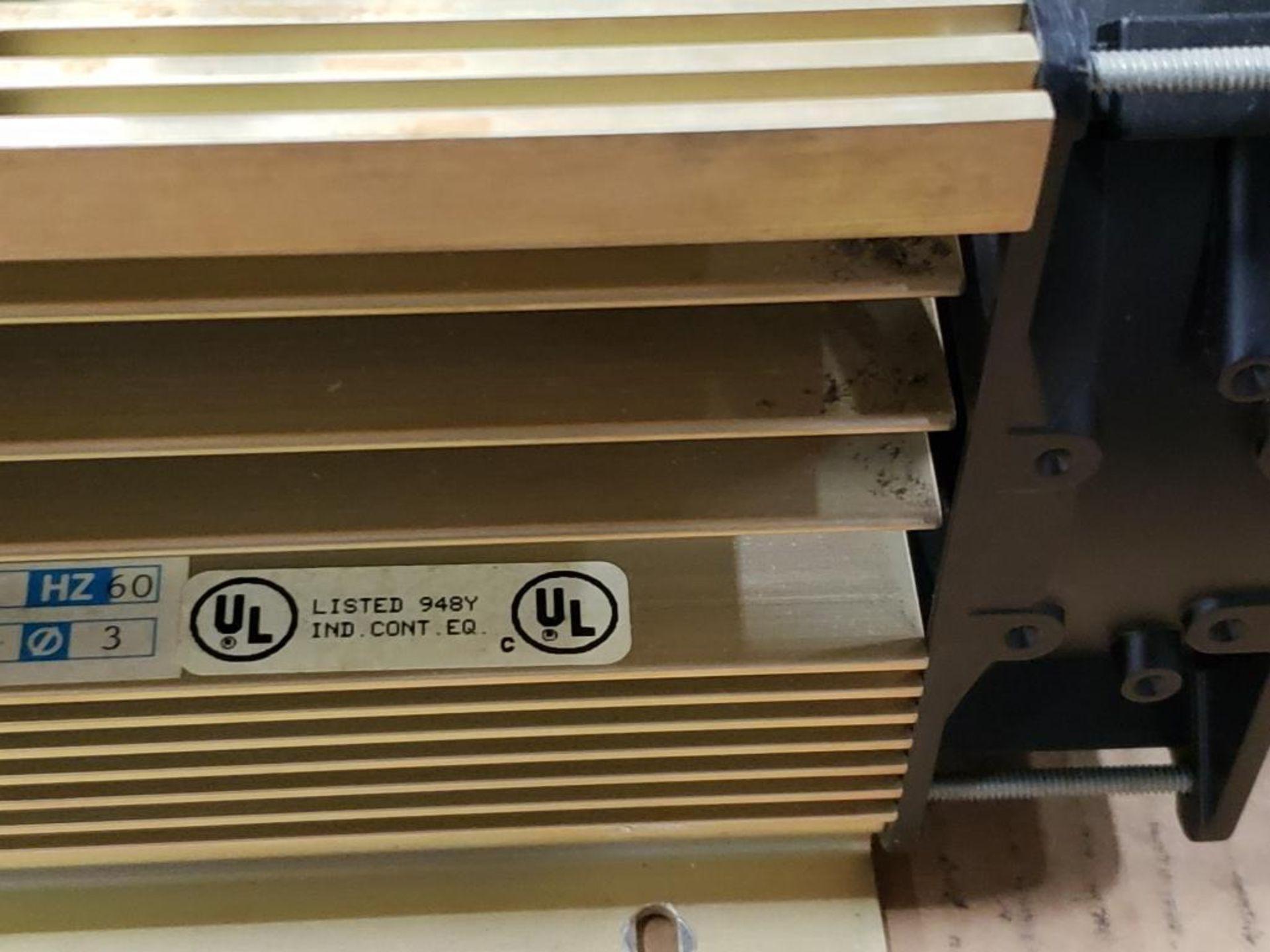 Watlow Q33/480/83/QBV 01-7353 480V power supply module. - Image 6 of 14