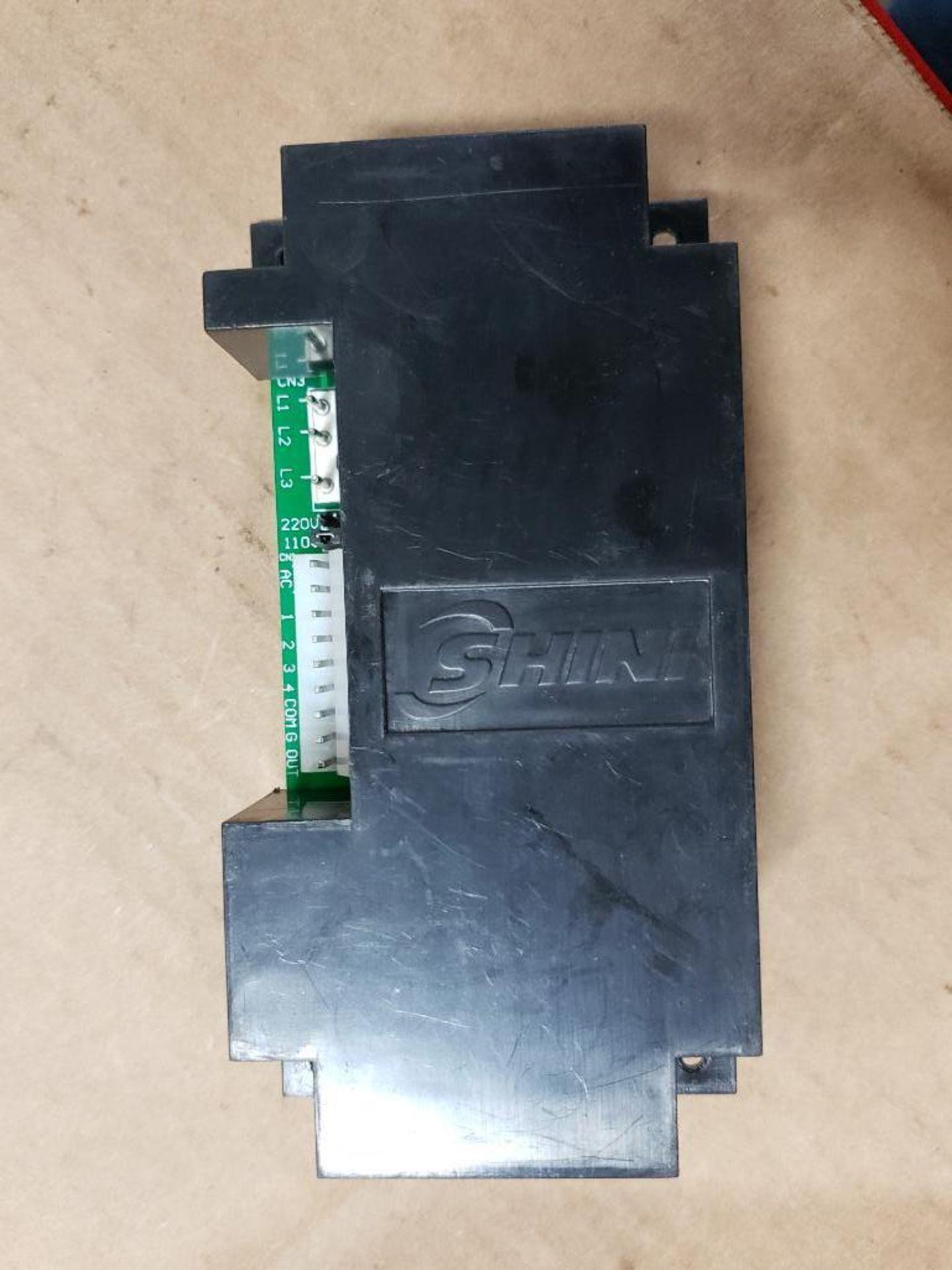 Qty 3 - Shini Si4T-1A control board. - Image 6 of 11