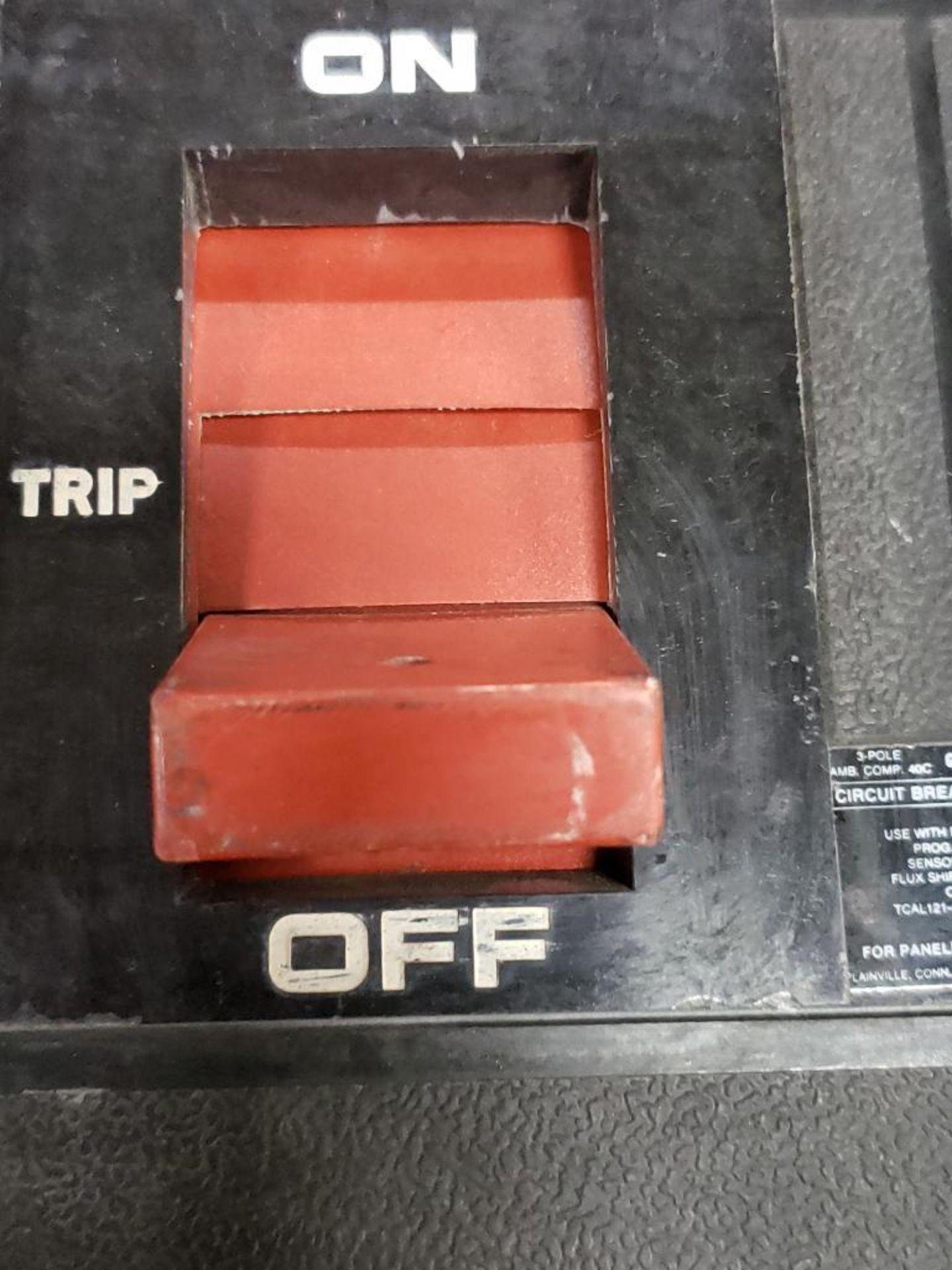 GE Micro Versa Trip T9VT20 Breaker. 1200Amp, 3-Pole. - Image 5 of 6