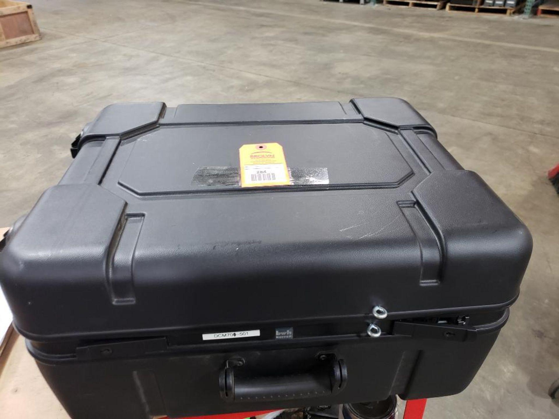 Travel test diagnostic Emerson drive unit. Emerson control Techniques DCM700. Unidrive M701.