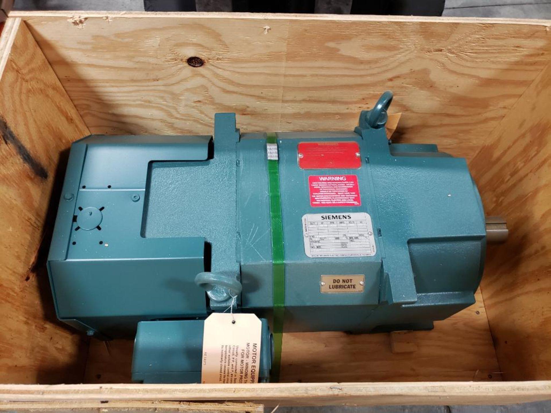 30kW Siemens 3PH Motor. 6986722-001-CJT3. 280V, 3550RM, RL2570Z-Frame.