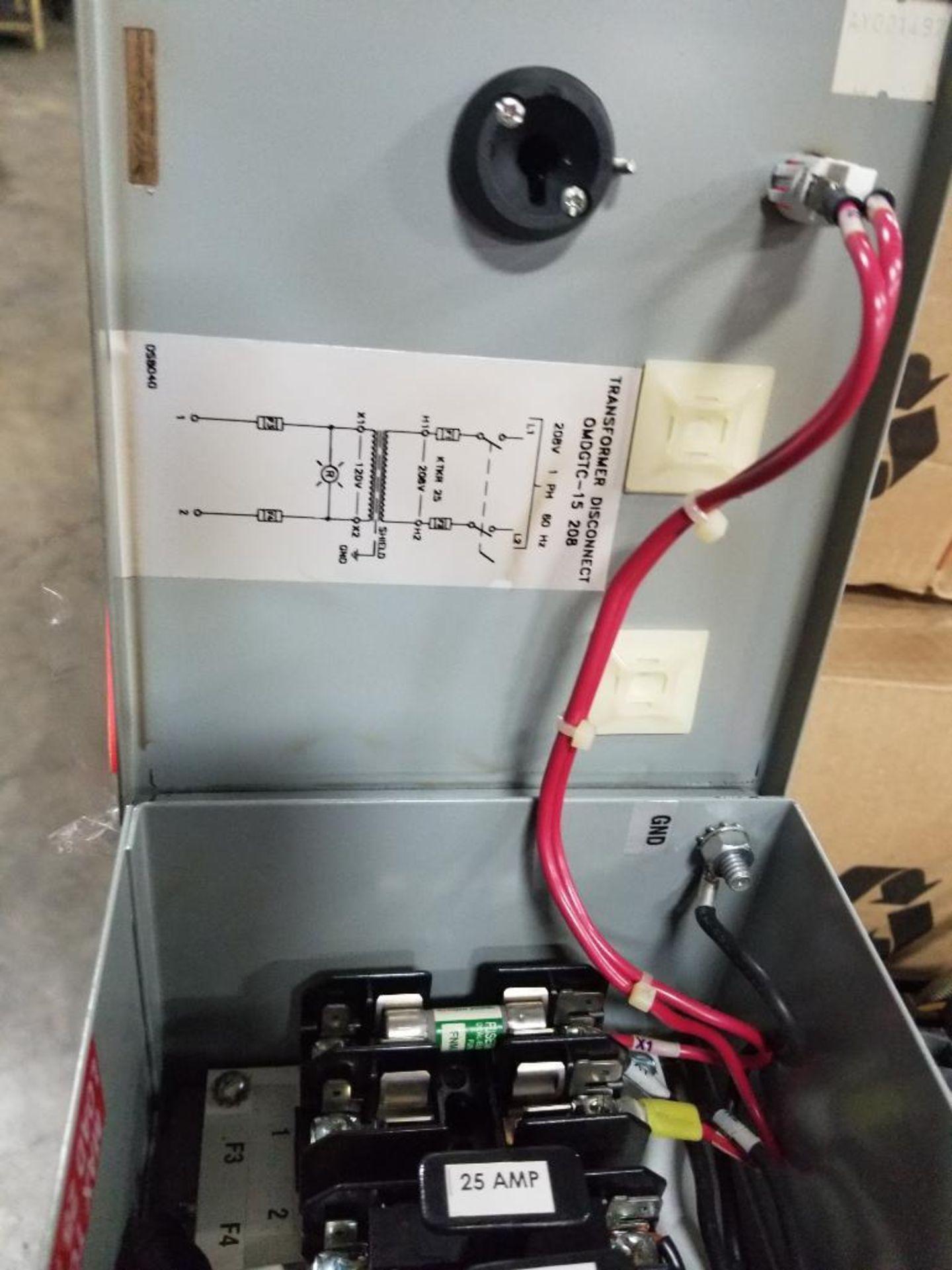 Daykin OMDGTC-15 208V Transformer. - Image 6 of 7