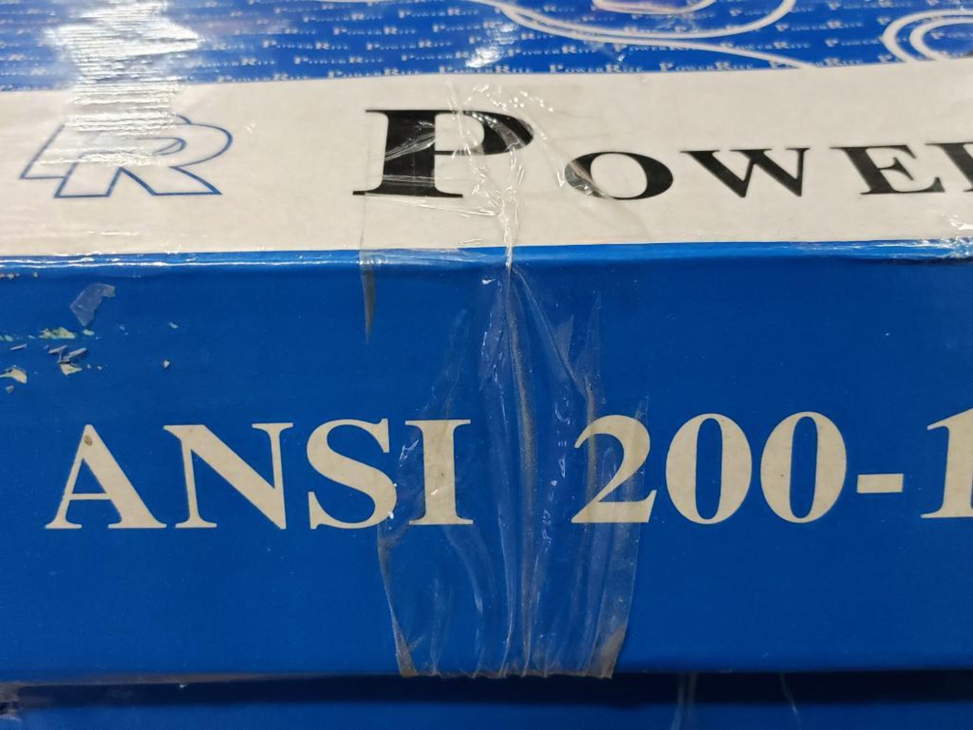 Power Rite ANSI 200-1R-10FT Roller Chain. New in Box. - Image 2 of 3