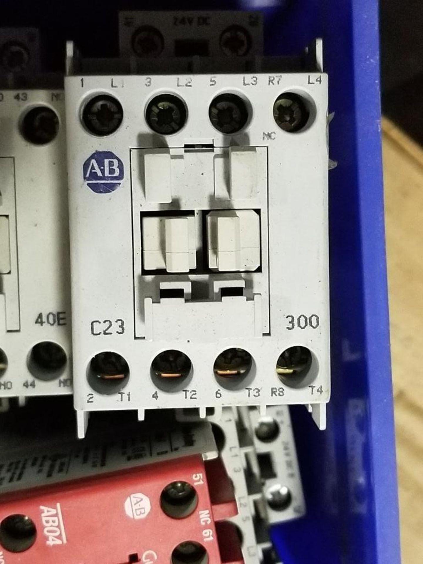 Assorted electrical contactors. Allen Bradley. - Image 2 of 11