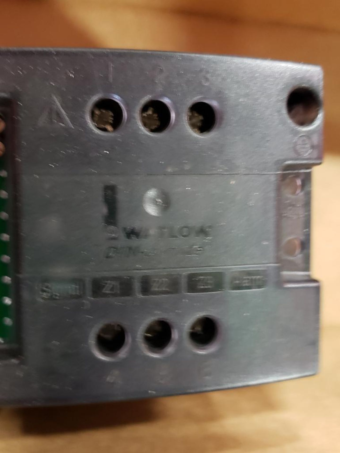 Qty 2 - Watlow DIN-A-Mite DB10-24C0-0000 power controller. - Image 3 of 5