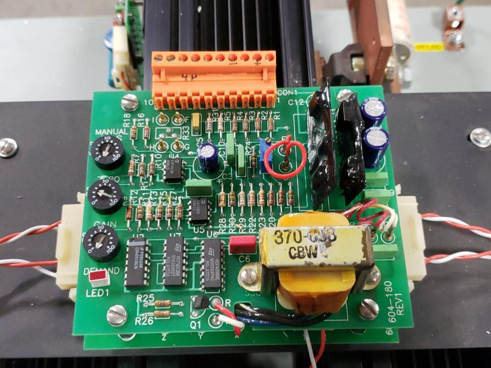 Chromalox 7830-309520-0400 power pak controller. - Image 5 of 10