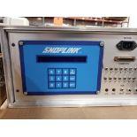 Shoplink control box setup.