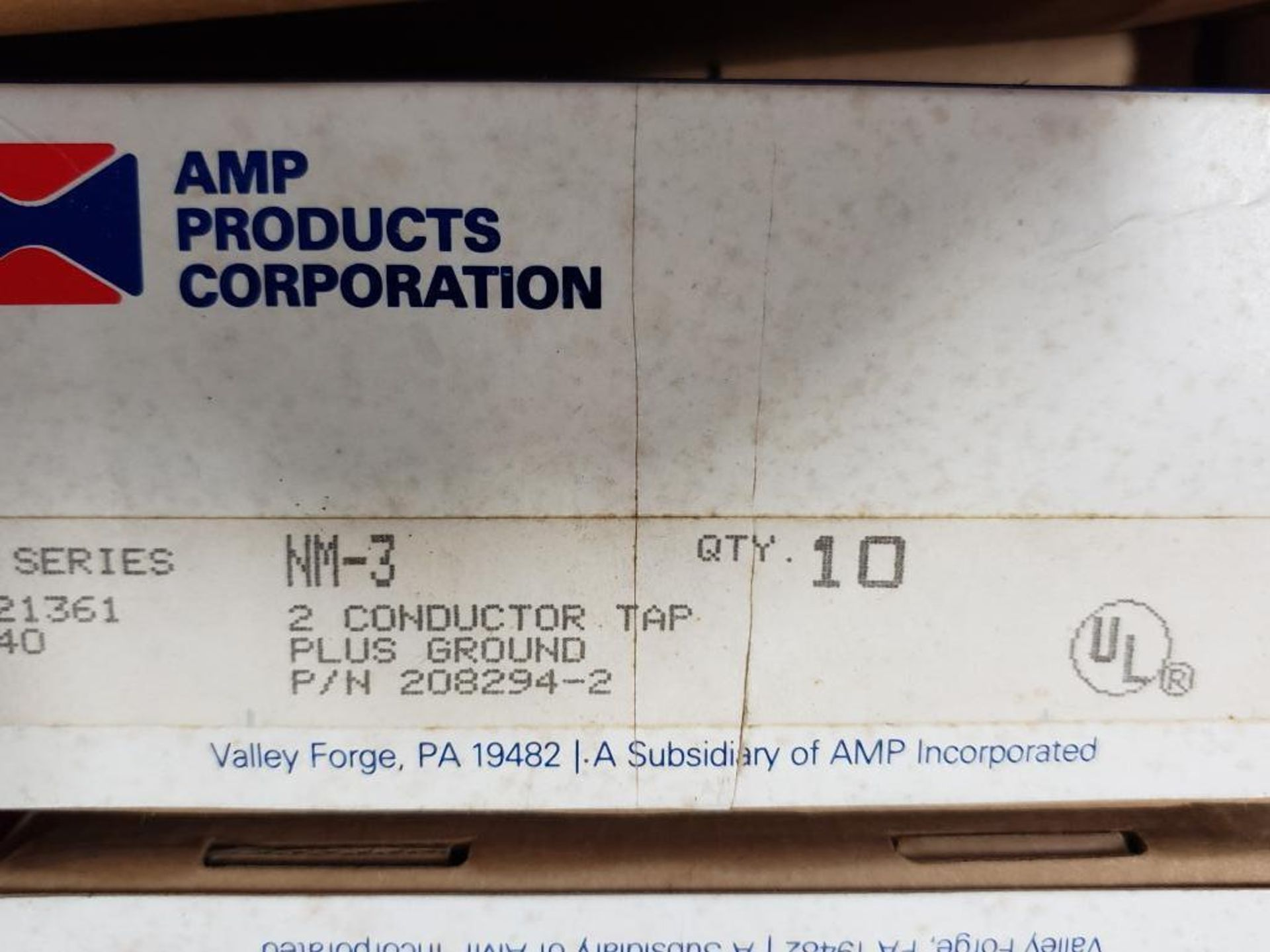 Assorted electrical breaker, conductor. AMP products, Eaton. - Image 6 of 8
