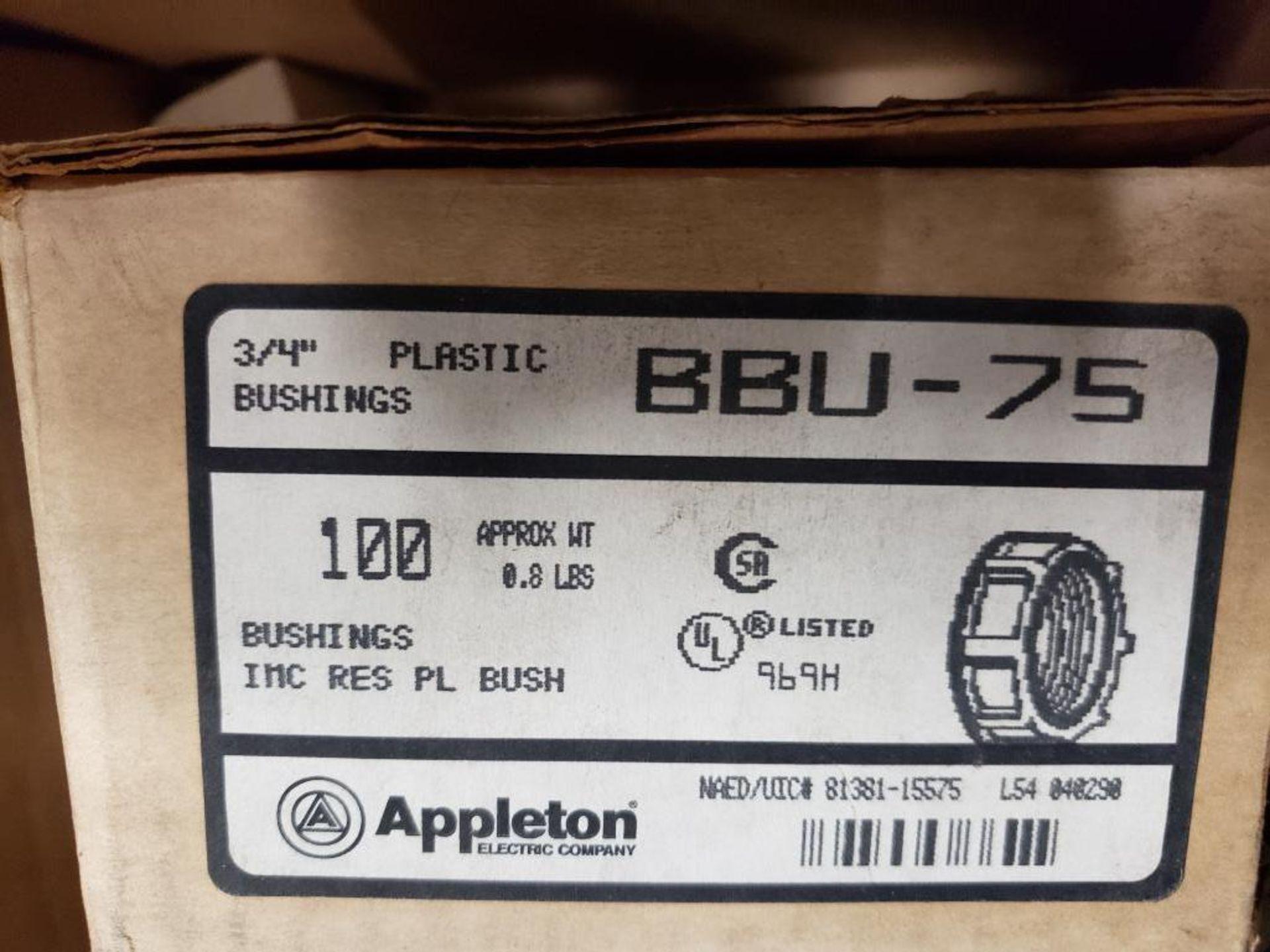Assorted hardware. Baldor, Appleton. - Image 3 of 6
