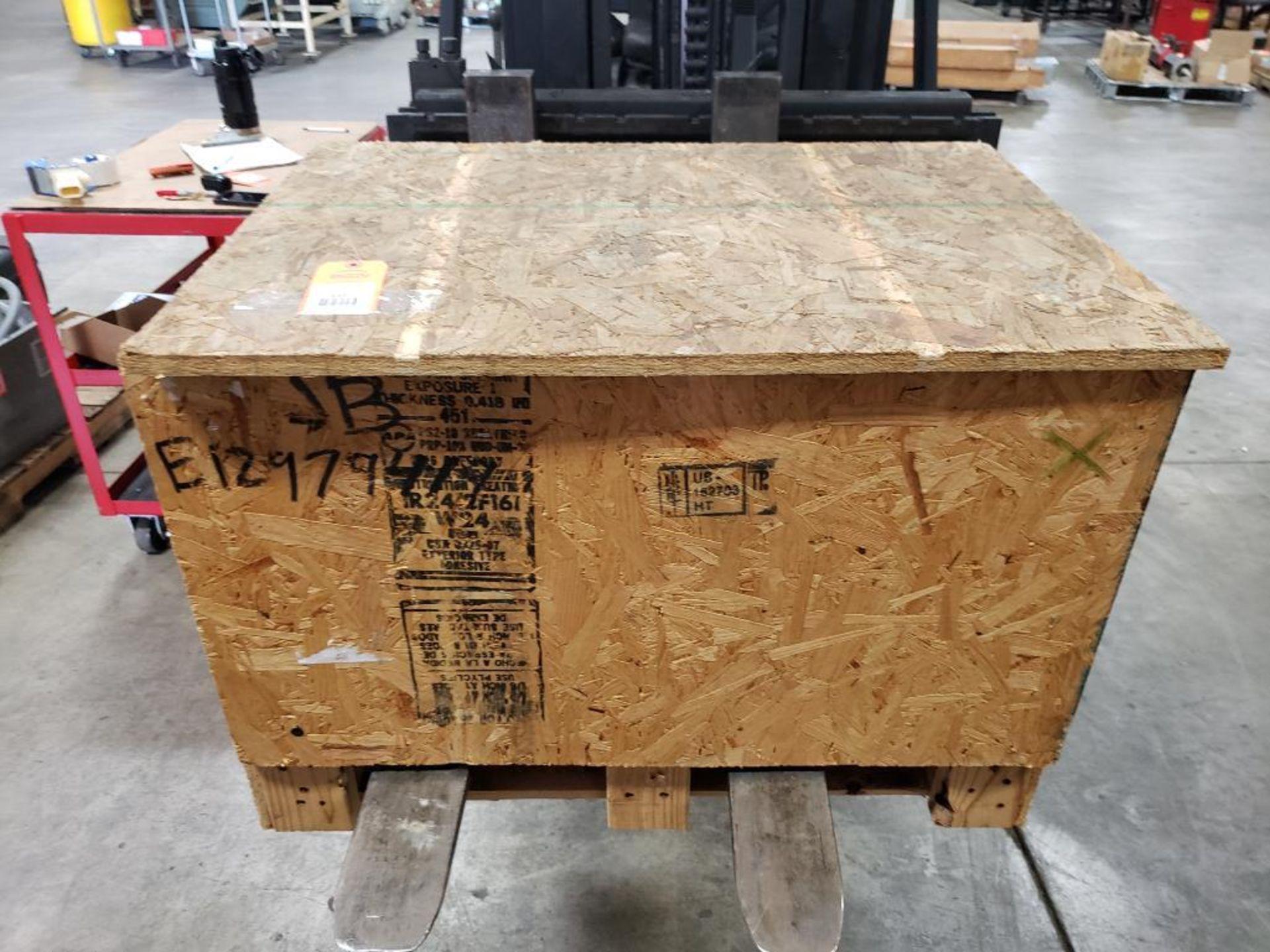 30kW Siemens 3PH Motor. 6949816-001-MHT2. 280V, 3550RM, RL2570Z-Frame. - Image 2 of 7