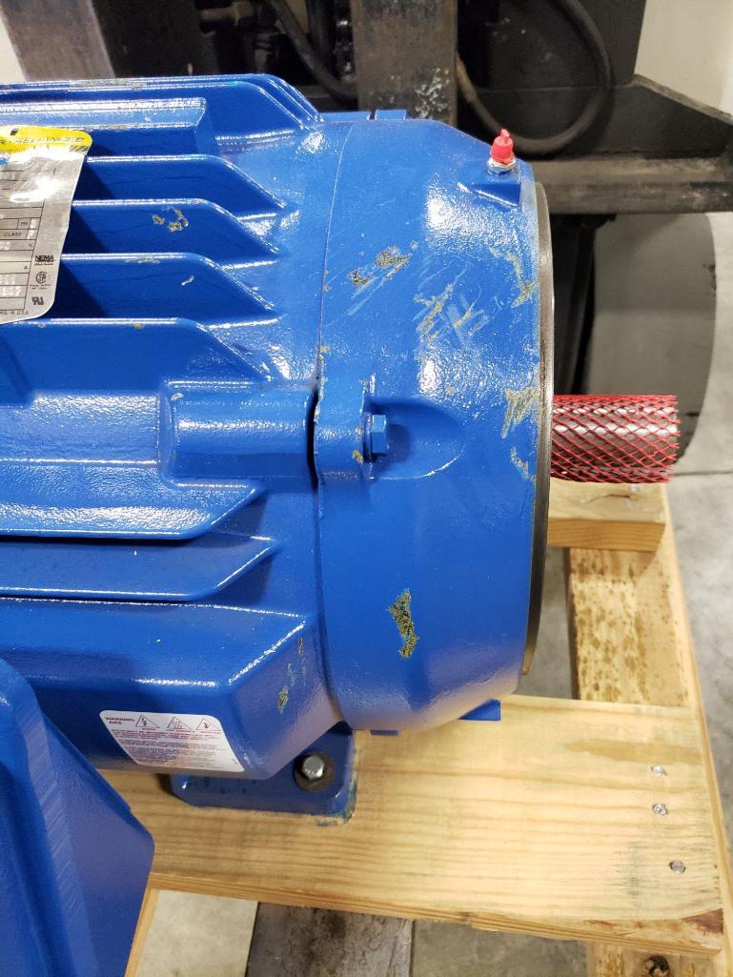 30HP Baldor Reliance 3PH motor. 2013000110. 575V, 3520RPM, 286TSC-Frame. - Image 7 of 12
