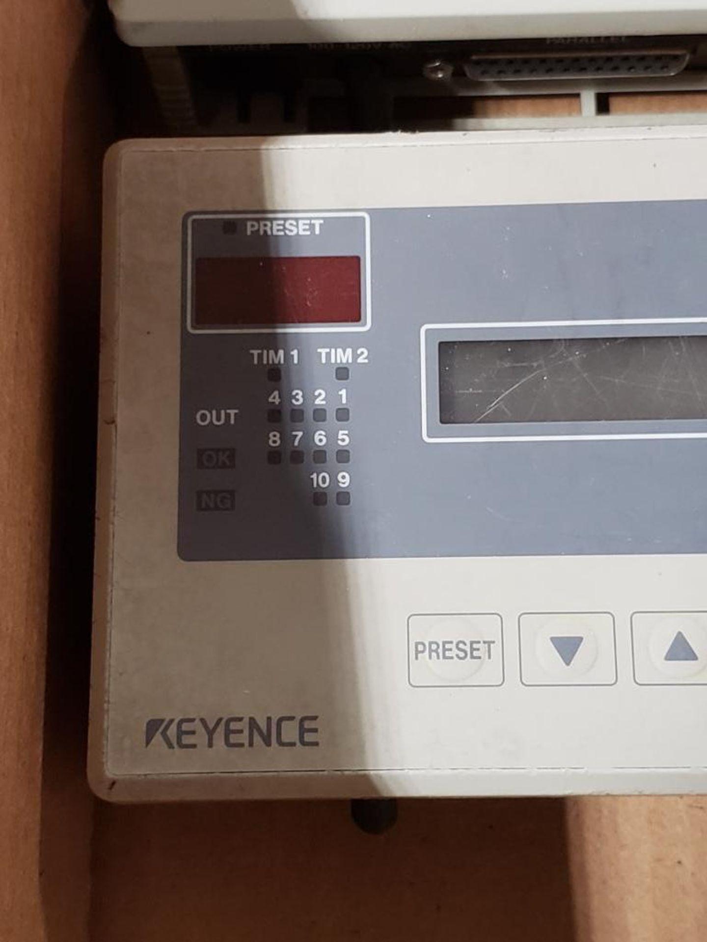 Assorted electrical. Keyence, Watlow. - Image 3 of 10
