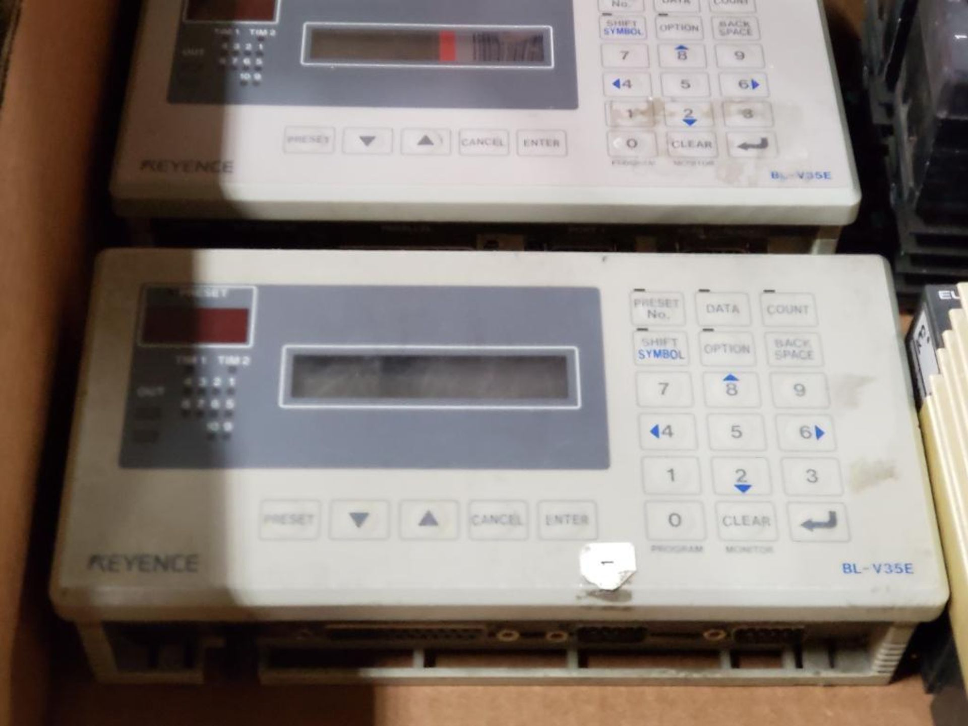 Assorted electrical. Keyence, Watlow. - Image 2 of 10