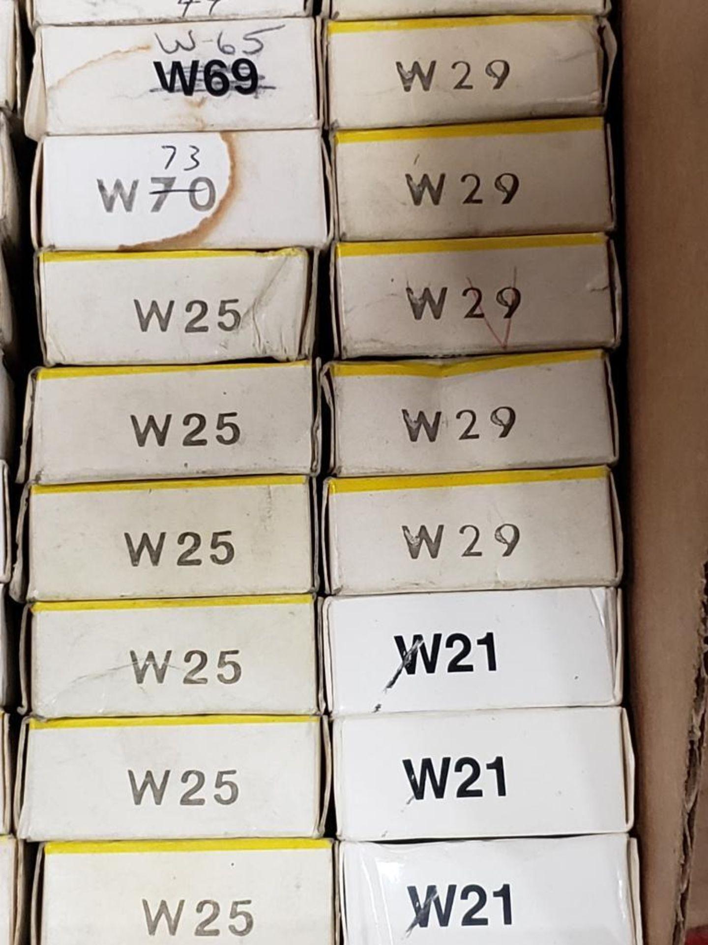 Assorted contactor heaters. Allen Bradley. - Image 4 of 6