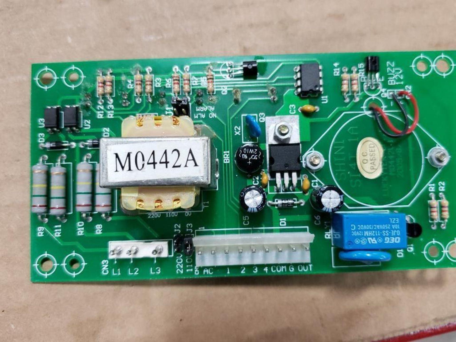 Qty 3 - Shini Si4T-1A control board. - Image 3 of 11