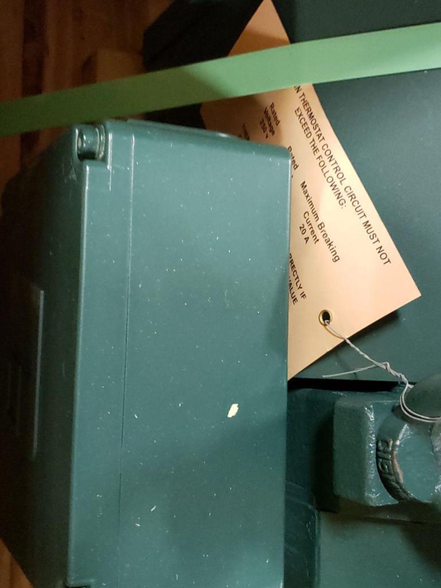 30kW Siemens 3PH Motor. 6949816-001-MHT2. 280V, 3550RM, RL2570Z-Frame. - Image 6 of 7
