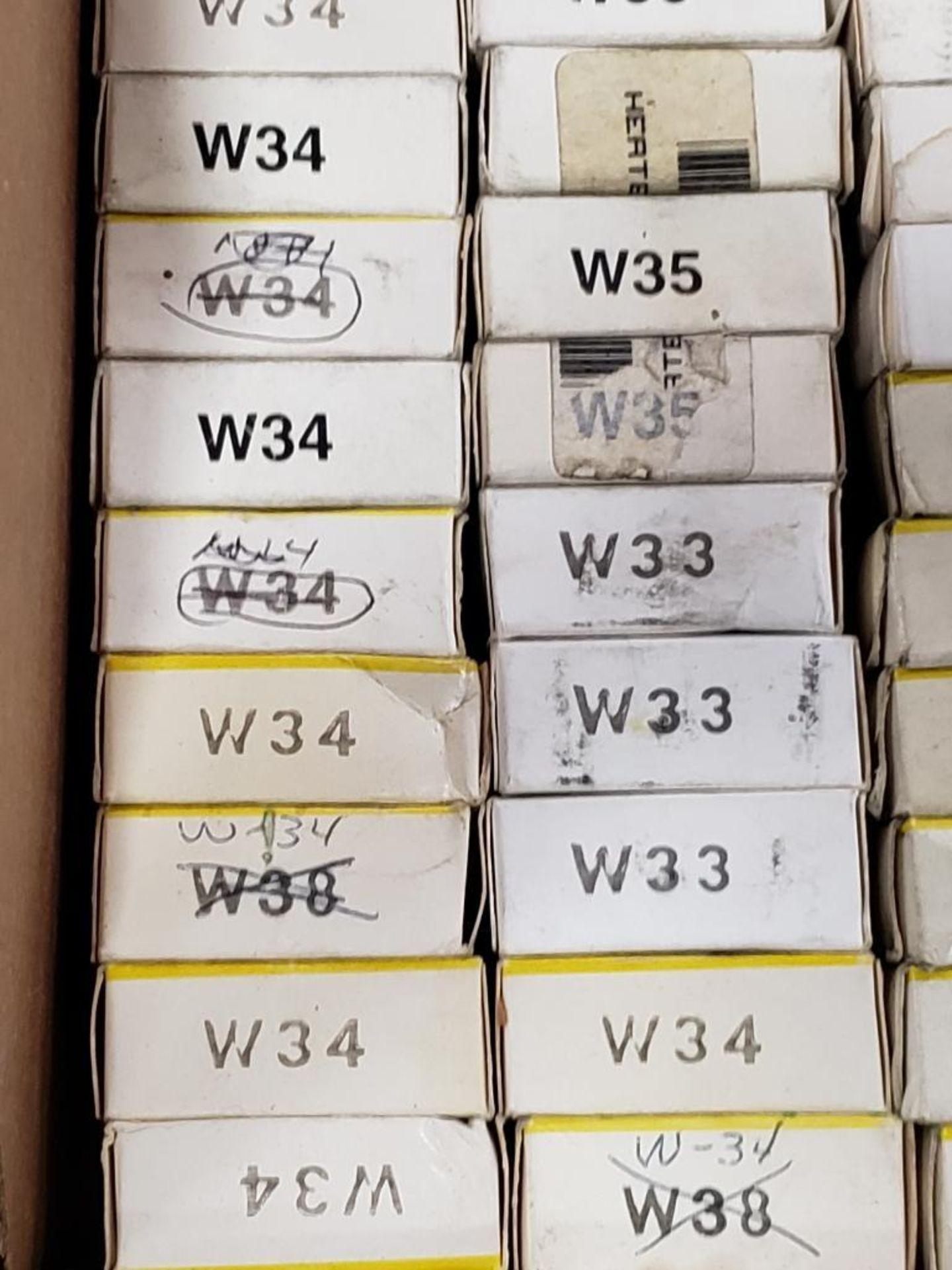 Assorted contactor heaters. Allen Bradley. - Image 3 of 6