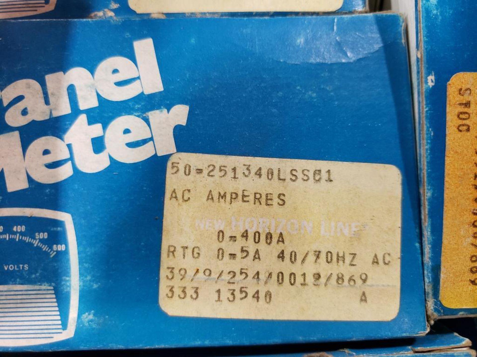 Assorted panel meters. Simpson, Panel Meter. - Image 11 of 12