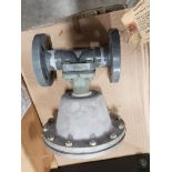 "Grinnell Air motor 32513. 3/4""-Valve."