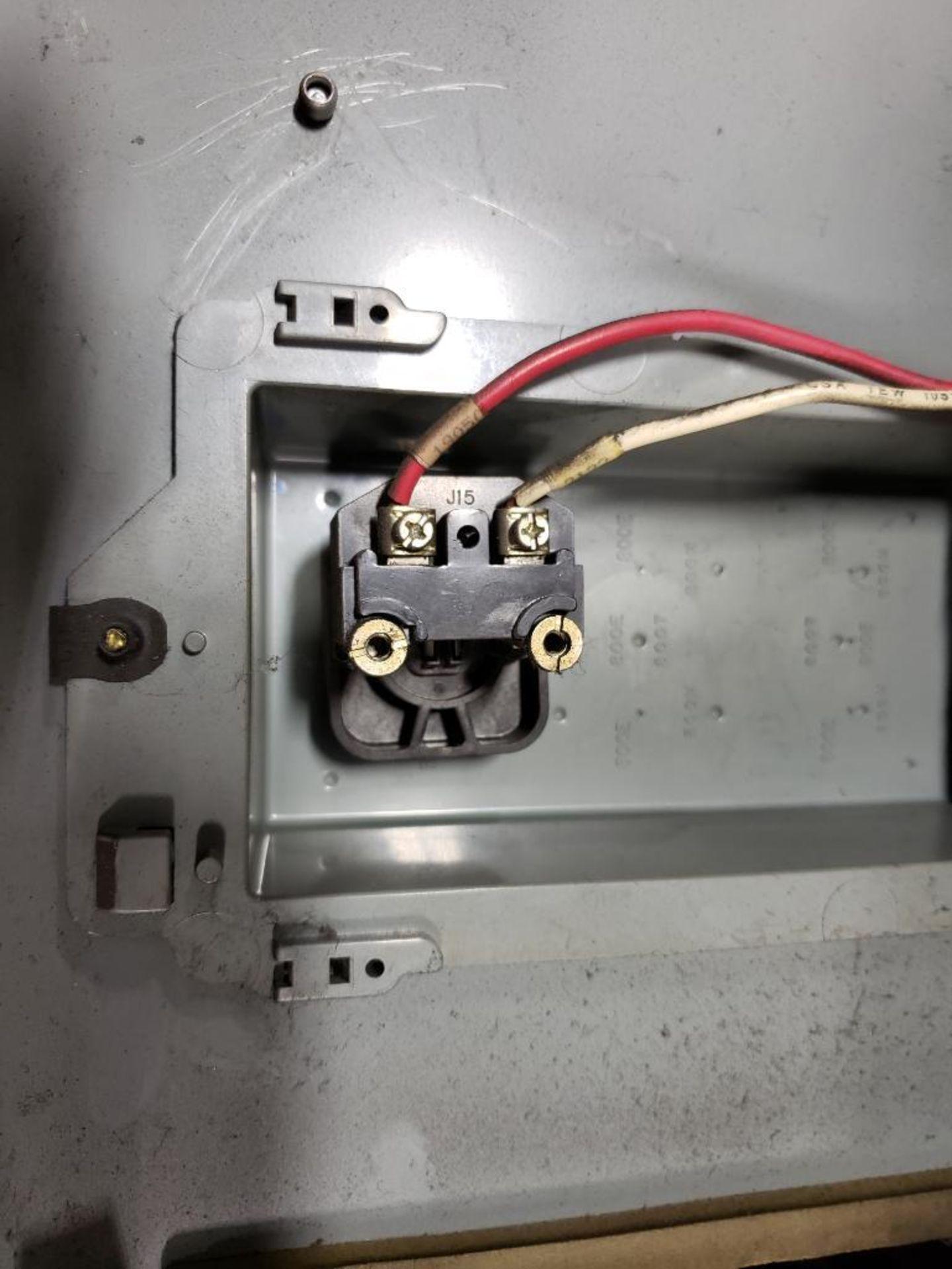 Qty 3 - Allen Bradley Motor Control bucket. 211A-B080-48-24R-41-98. - Image 3 of 9