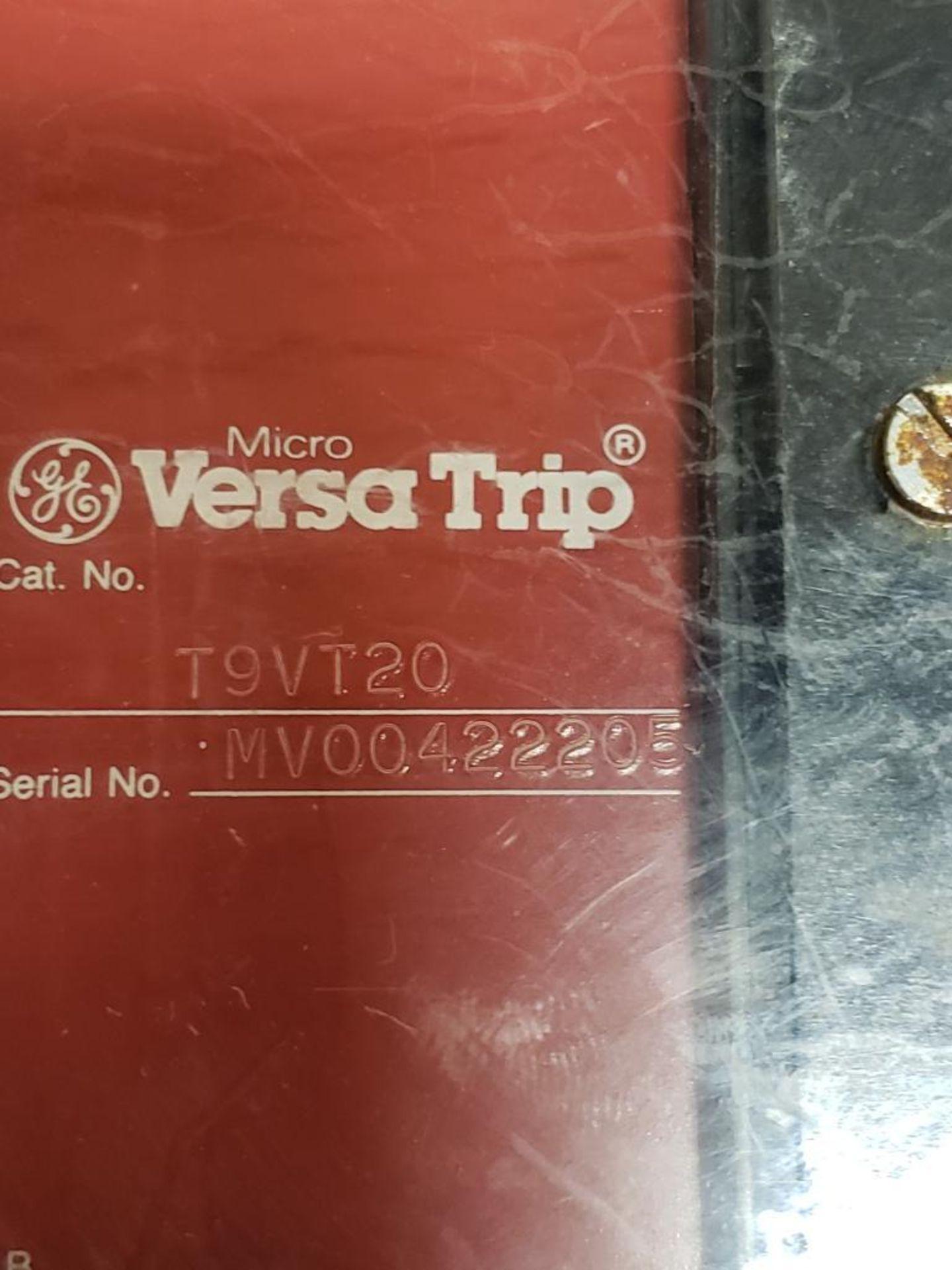 GE Micro Versa Trip T9VT20 Breaker. 1200Amp, 3-Pole. - Image 2 of 6