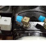 1/2HP Fenner Emerson 2975-BC pump motor. 1PH, 115/208-230V, 1725RPM. XE56CZ-Frame.