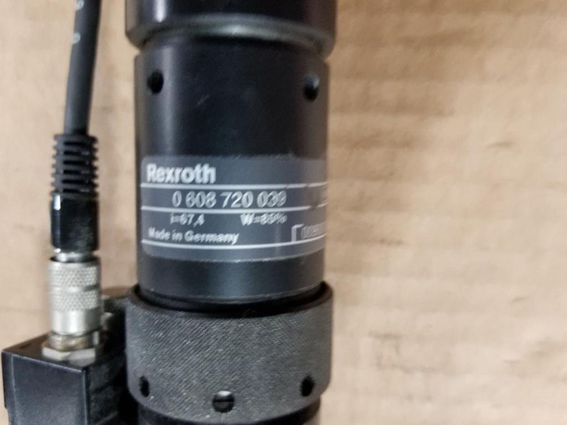 Rexroth 0-608-820-113 nutrunner. - Image 4 of 5