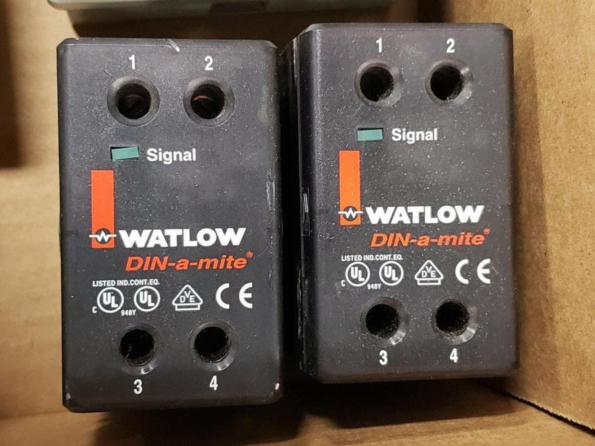 Assorted electrical. Keyence, Watlow. - Image 6 of 10