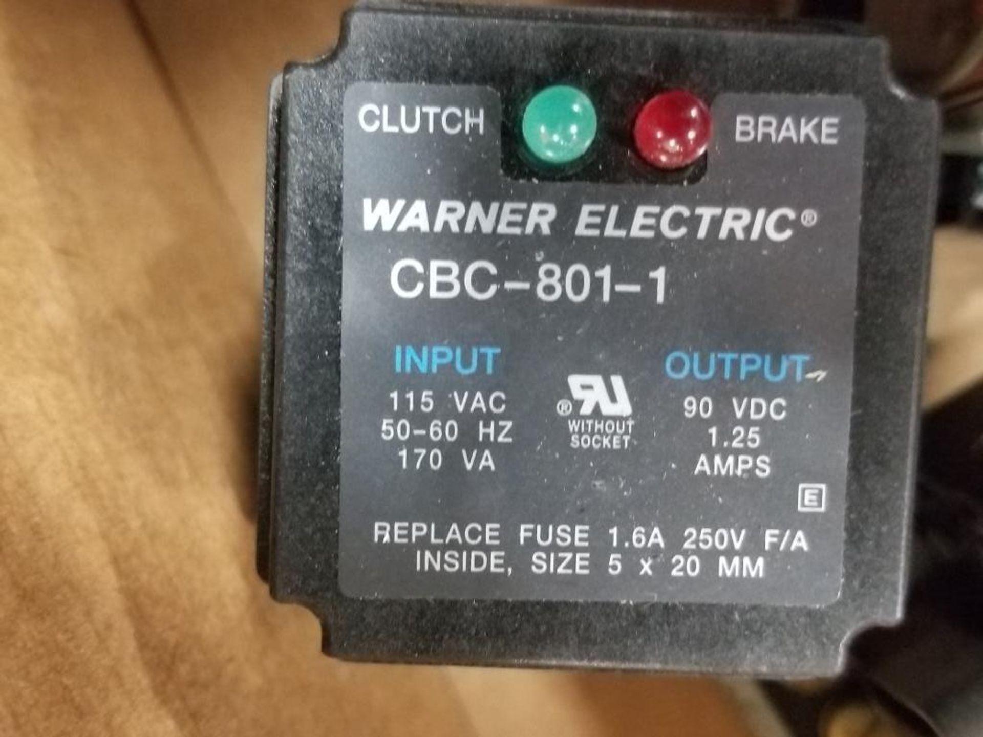 Assorted electrical relays. Sylvania, Warner, Allen Bradley. - Image 7 of 8