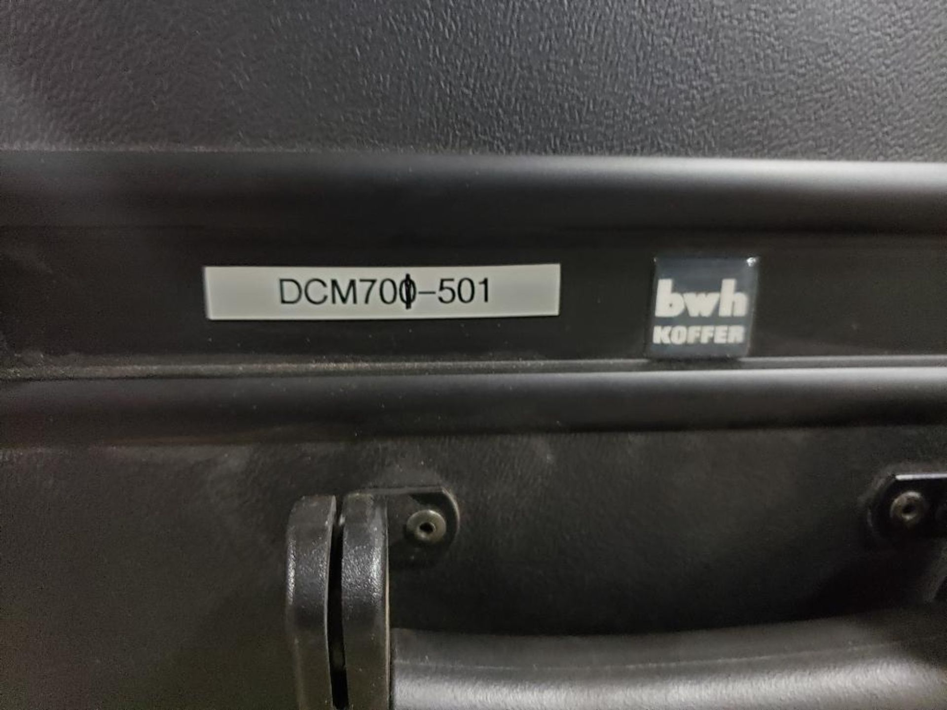 Travel test diagnostic Emerson drive unit. Emerson control Techniques DCM700. Unidrive M701. - Image 2 of 21