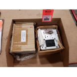 Qty 2 - Power One power supply. HC24-2.4-A, HSN-15-4.5.