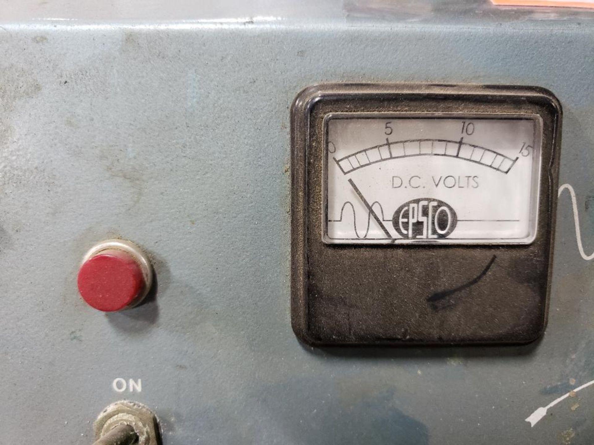 EPSCO DC Volt Meter. - Image 4 of 7