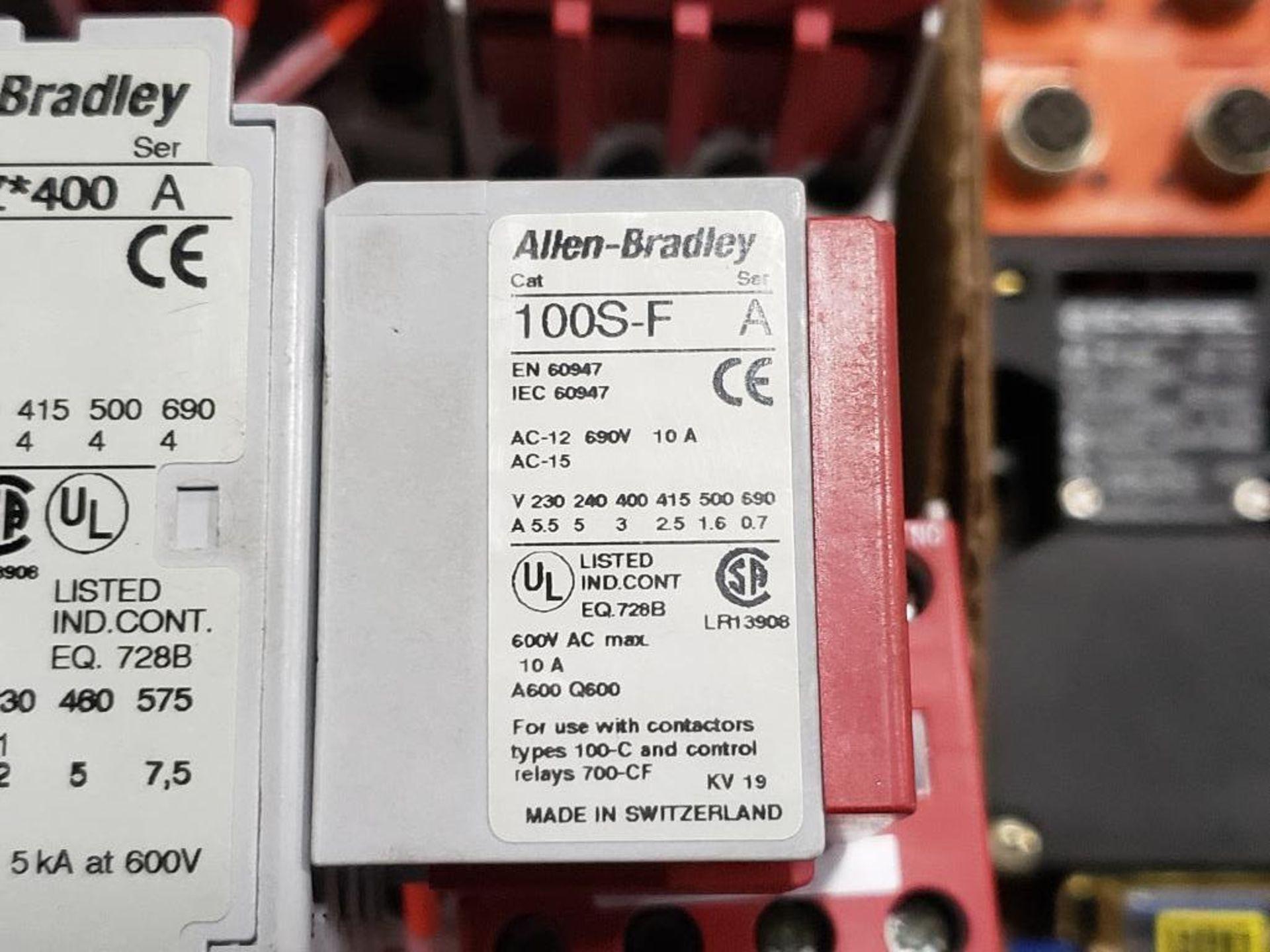 Qty 9 - Assorted Allen Bradley Guardmaster contactor. - Image 11 of 11