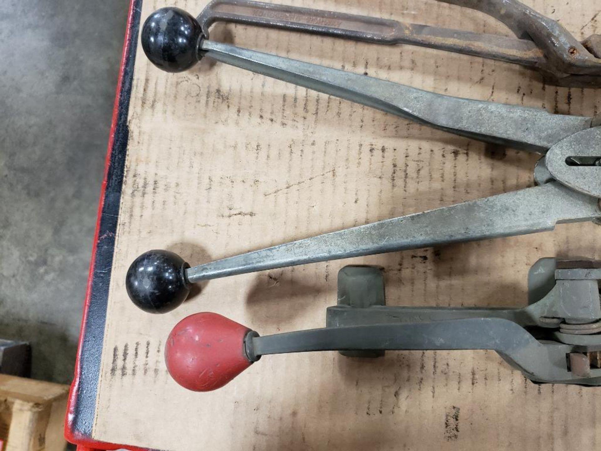 Banding tool set. - Image 8 of 8