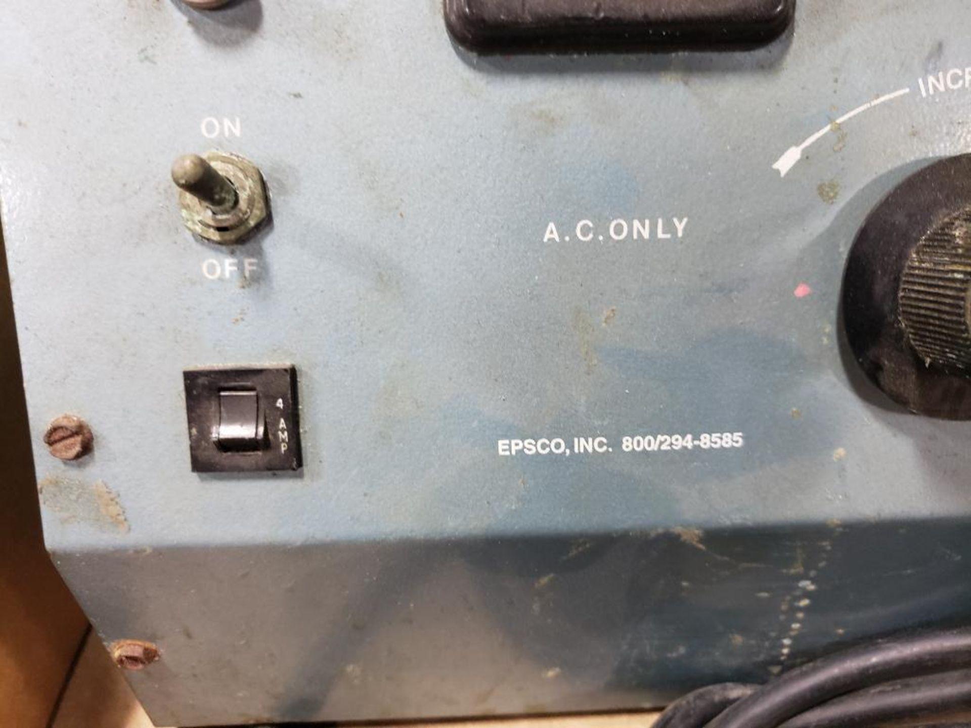 EPSCO DC Volt Meter. - Image 5 of 7