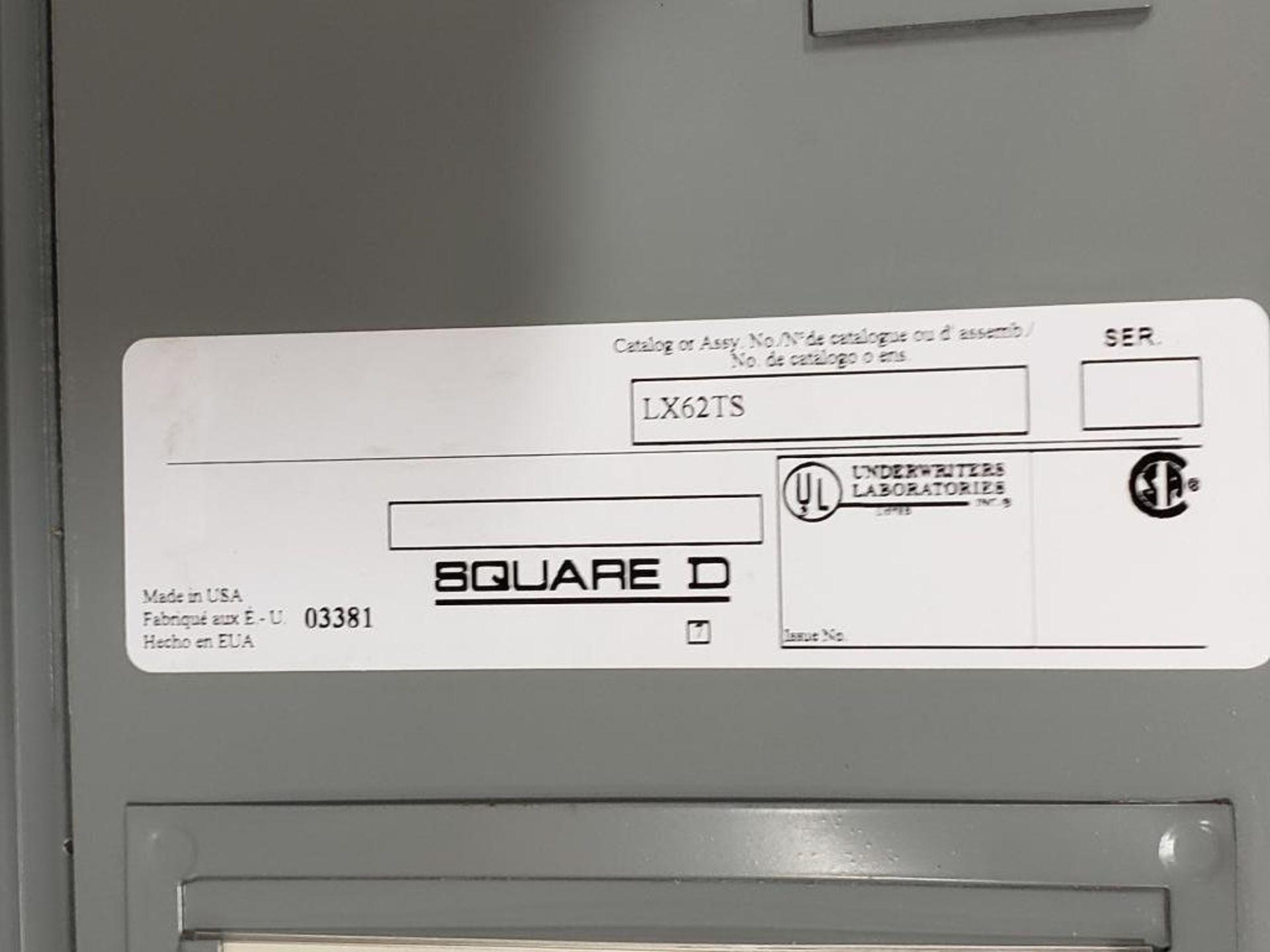 Square-D LX62TS Type-1 Enclosure. - Image 2 of 14
