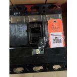 ITE JJ3S400V Circuit breaker. 400AMP.