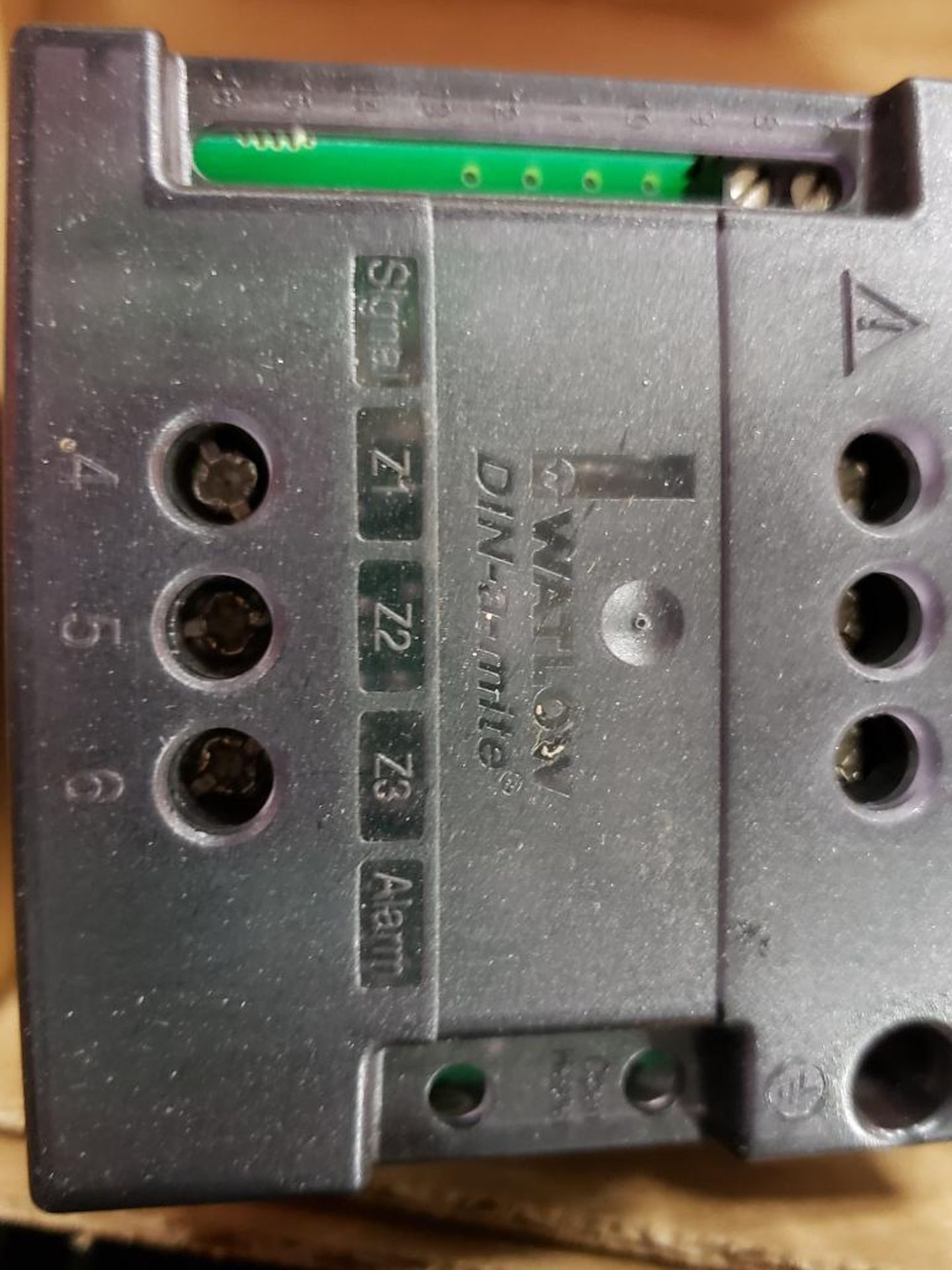 Qty 2 - Watlow DIN-A-Mite DB10-24C0-0000 power controller. - Image 2 of 5