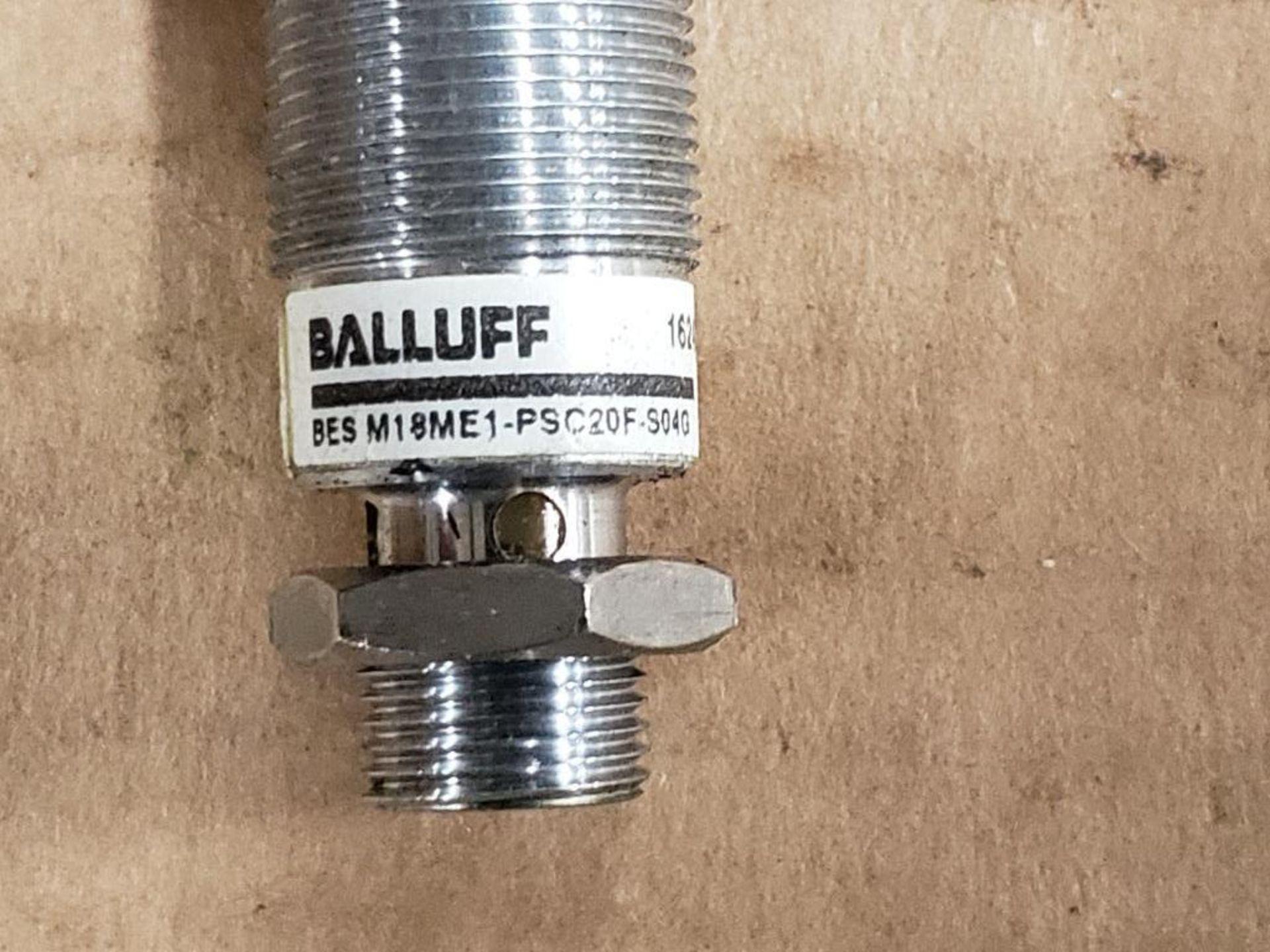 Qty 10 - Assorted electrical sensor. Balluff, IFM. - Image 7 of 12