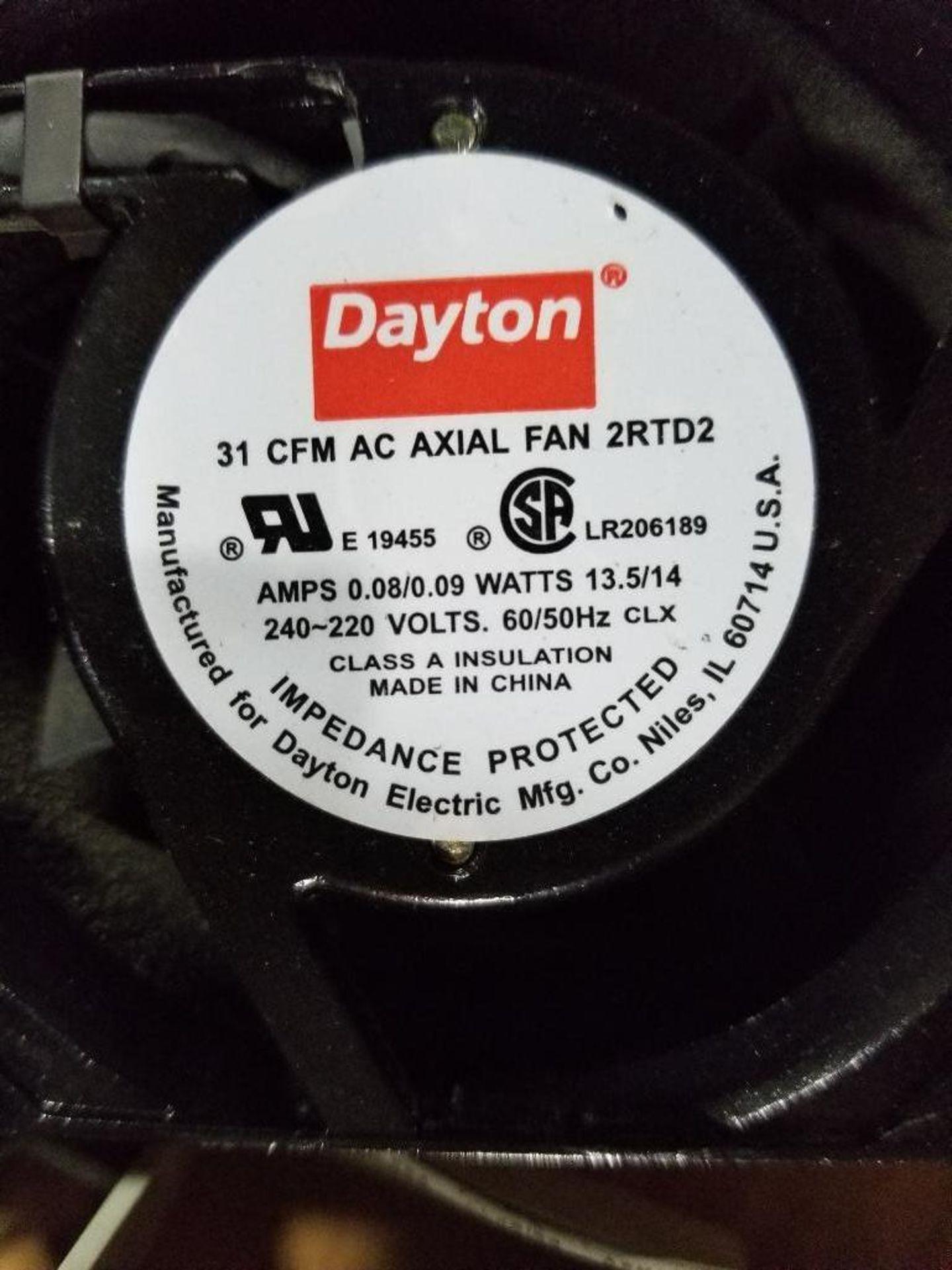 Assorted electrical. Allen Bradley, ADDA, Dayton, Sunon, Legrand. - Image 6 of 9