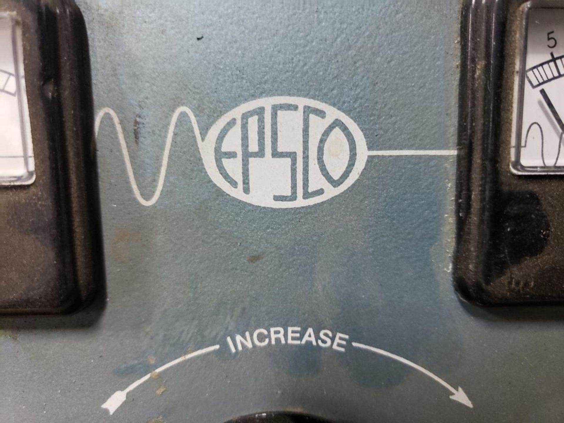 EPSCO DC Volt Meter. - Image 2 of 7