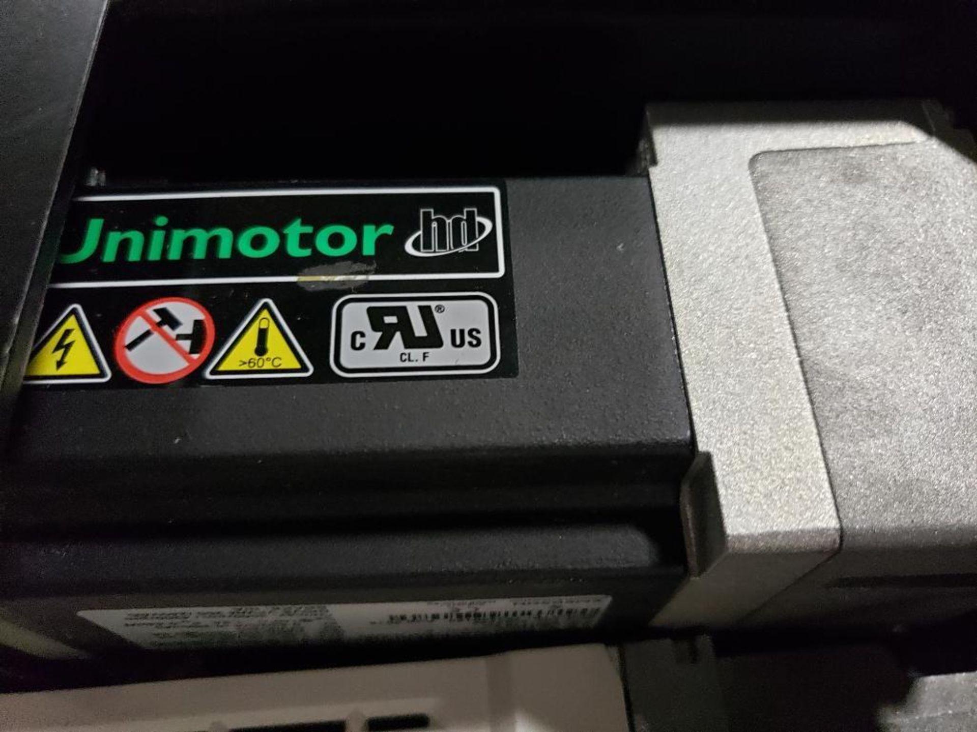 Travel test diagnostic Emerson drive unit. Emerson control Techniques DCM700. Unidrive M701. - Image 4 of 21